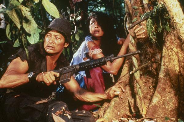 Vic Vargas, the patronym of Asuncion's Vargas Films