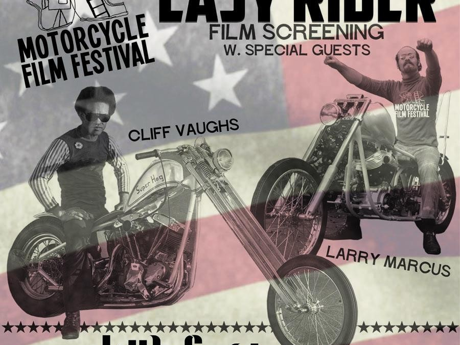 """Start Your Engines, """"Easy Rider"""""""
